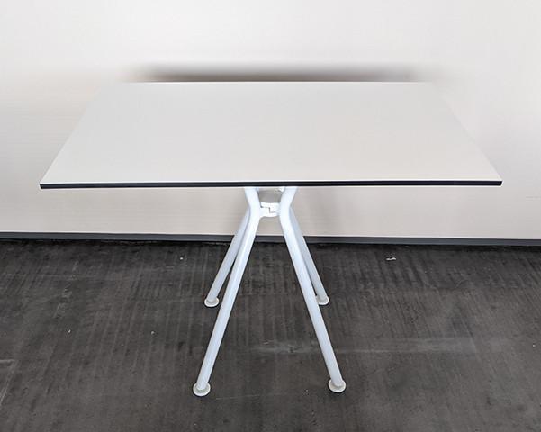 Lodge Bistro Tisch fm-laminat white