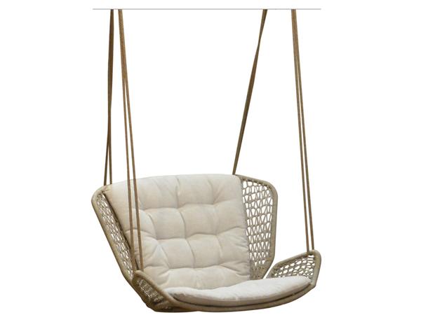 Wing light swing armchair