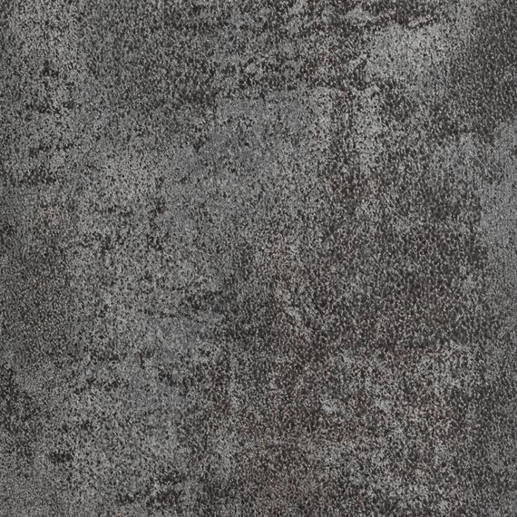 Rio table 80x80 cm frame: aluminium anthracite matt textured coating, oval table legs, tabletop: fm-ceramtop oxyd anthracite