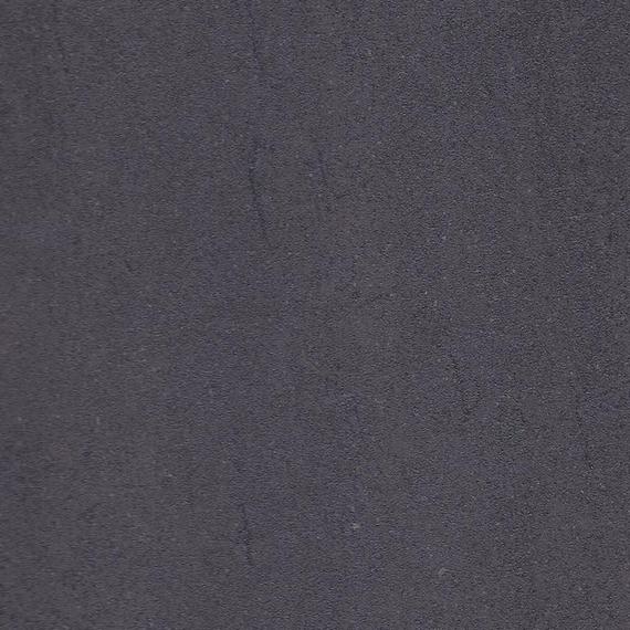 Rio table 80x80 cm frame: aluminium anthracite matt textured coating, oval table legs, tabletop: fm-ceramtop Lava nero