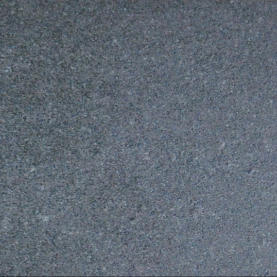 Rio table 95x95cm, frame: anthracite matt textured coated, oval table legs, tabletop: fm-ceramtop lava nero