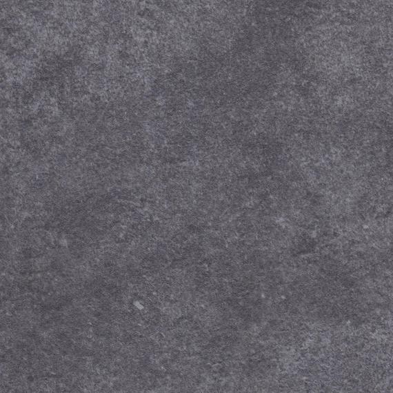 Rio table 95x95cm, frame: aluminium white matt textured coating, square table legs, tabletop: fm-ceramtop Paros shadow