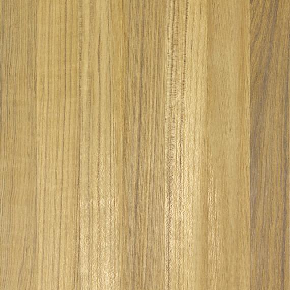 Rio table 95x95cm, frame: aluminium white matt textured coating, oval table legs, tabletop: Premium teak
