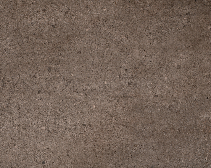 Rio table 200x95cm, frame: aluminium anthracite matt textured coating, oval table legs, tabletop: fm-ceramtop Paros tabacco
