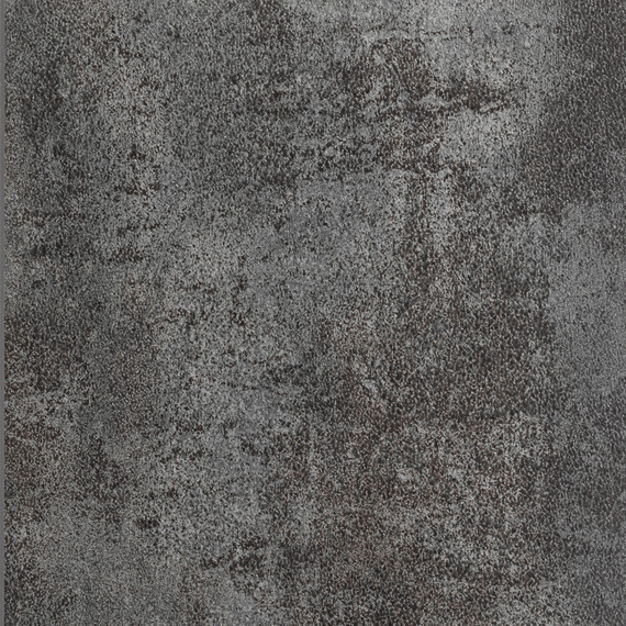Rio table 200x95cm, frame: aluminium white matt textured coating, oval table legs, tabletop: fm-ceramtop oxyd anthracite