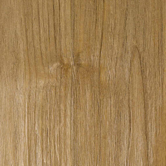Rio table 260x95cm, frame: aluminium white matt textured coating, oval table legs, tabletop: Vintage teak
