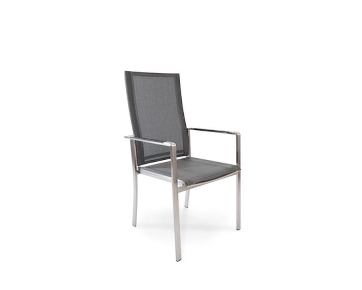 Beat armchair adjustable