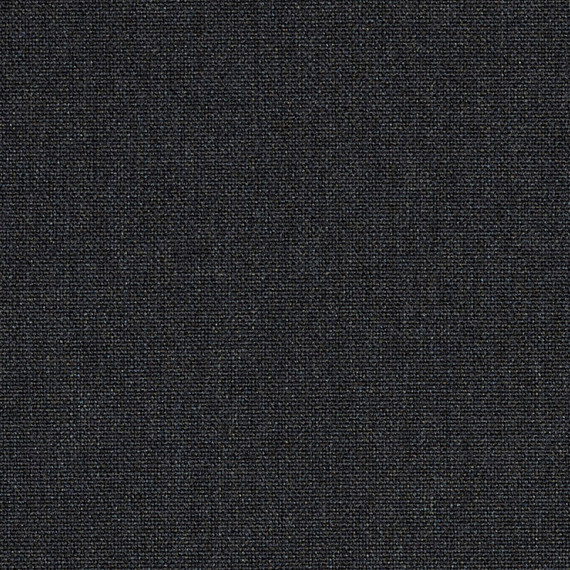 Flora Lounge linksbündig mit Teakleisten, Untergestell in Edelstahl anthrazit matt Strukturlack, Hochwertige Polsterung mit flexiblen Federleisten, Plattform 100x231 cm, Sitz- und Rückenkissen aus Outdoor – Stoffen 10030 Sunbrella® Natte Sooty Anthracite