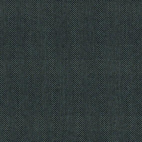 Flora Lounge Mittelposition mit Teakleisten, Untergestell in Edelstahl anthrazit matt Strukturlack, Hochwertige Polsterung mit flexiblen Federleisten, Plattform 100x231 cm, Sitz- und Rückenkissen aus Outdoor – Stoffen 10059W Sunbrella® Natte weatherproof Dark Taupe