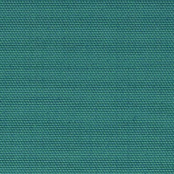 Flora Lounge Mittelposition mit Teakleisten, Untergestell in Edelstahl anthrazit matt Strukturlack, Hochwertige Polsterung mit flexiblen Federleisten, Plattform 100x231 cm, Sitz- und Rückenkissen aus Outdoor – Stoffen 10227 Sunbrella® Mezzo Atlas