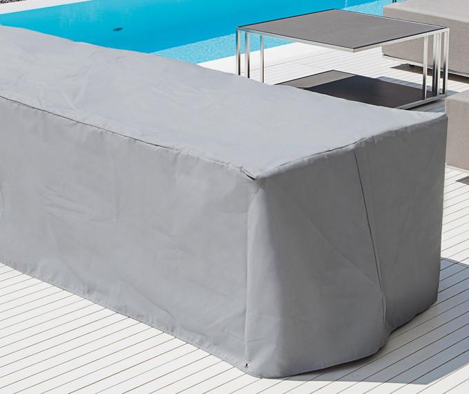 Schutzhaube für Tisch 260x95cm