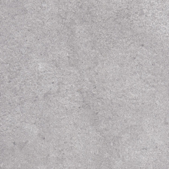 Taku bistro table round 70cm, frame: stainless steel white matt textured coating, tabletop: fm-ceramtop Paros natural