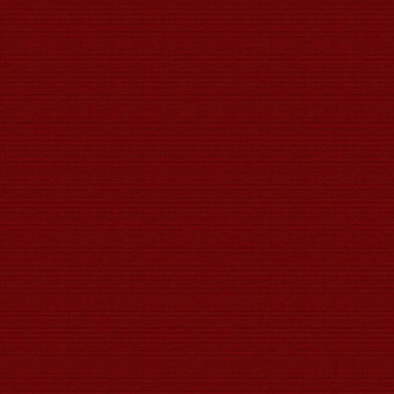 Flora Lounge linksbündig mit Teakleisten, Untergestell in Edelstahl anthrazit matt Strukturlack, Hochwertige Polsterung mit flexiblen Federleisten, Plattform 100x231 cm, Sitz- und Rückenkissen aus Outdoor – Stoffen 3728 Sunbrella® Solid Paris red