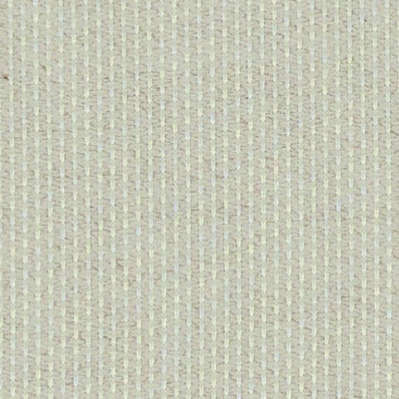 Flora Lounge Mittelposition mit Teakleisten, Untergestell in Edelstahl anthrazit matt Strukturlack, Hochwertige Polsterung mit flexiblen Federleisten, Plattform 100x231 cm, Sitz- und Rückenkissen aus Outdoor – Stoffen J336 Sunbrella® Majestic River