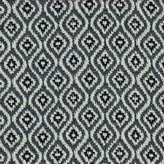 Flora Lounge Mittelposition mit fm-laminat spezial graphito, Untergestell in Edelstahl anthrazit matt Strukturlack, Hochwertige Polsterung mit flexiblen Federleisten, Plattform 100x231 cm, Sitz- und Rückenkissen aus Outdoor – Stoffen J344 Sunbrella® Komo Peat