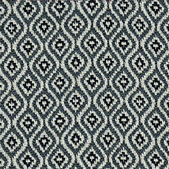 Luna Lounge Polsterbank 105x72 cm, Untergestell in Edelstahl anthrazit matt Strukturlack, hochwertige Polsterung mit flexiblen Federleisten, Sitzkissen aus Outdoor – Stoffen J344 Sunbrella® Komo Peat