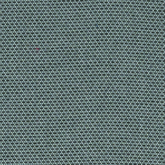 Luna Lounge Polsterbank 105x72 cm, Untergestell in Edelstahl anthrazit matt Strukturlack, hochwertige Polsterung mit flexiblen Federleisten, Sitzkissen aus Outdoor – Stoffen R053 Sunbrella® Archie Lead