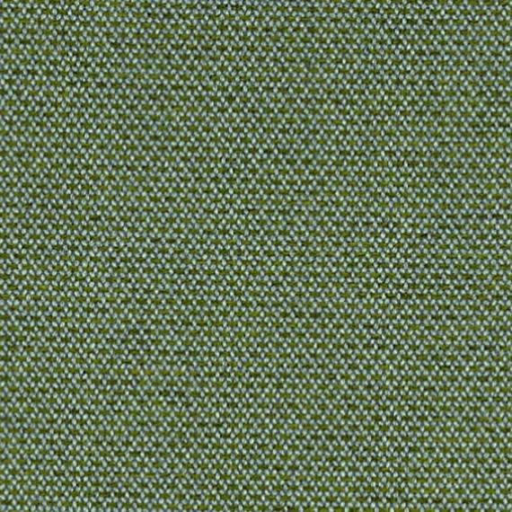 Flora Lounge Mittelposition mit fm-laminat spezial Titan, Untergestell in Edelstahl anthrazit matt Strukturlack, Hochwertige Polsterung mit flexiblen Federleisten, Plattform 100x231 cm, Sitz- und Rückenkissen aus Outdoor – Stoffen R055 Sunbrella® Archie Oxide