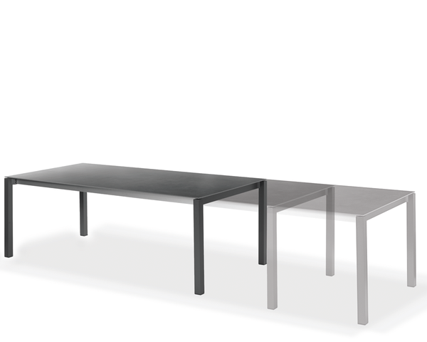 Rio front extension tables