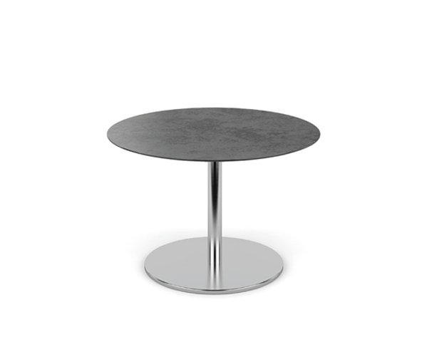 Swing bistro table, not hinged