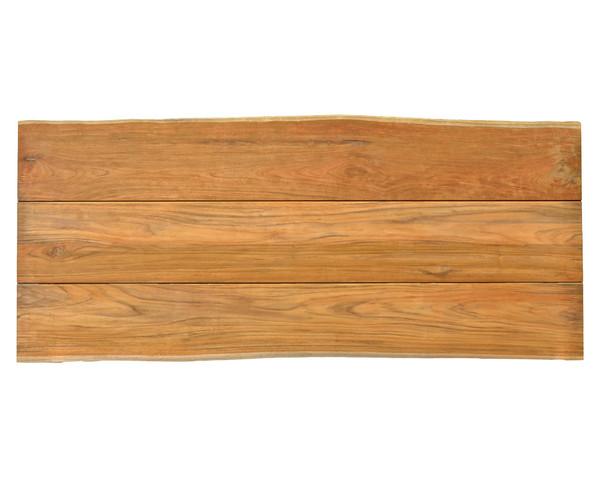 Unique teak table tops
