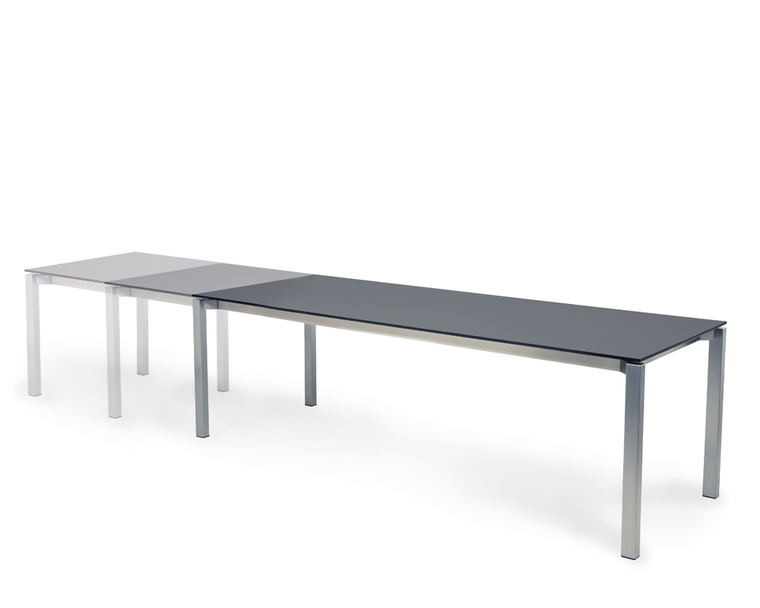 Modena front extension tables
