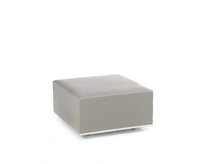 Suite footrest module