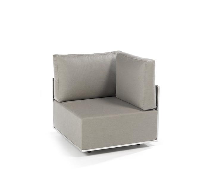 Suite corner module