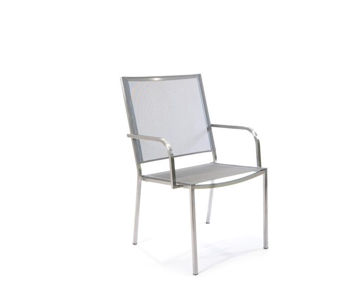 Helix high back armchair