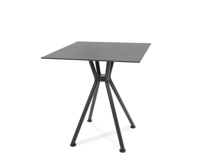 Lodge/Nizza bistro table, frame anthracite