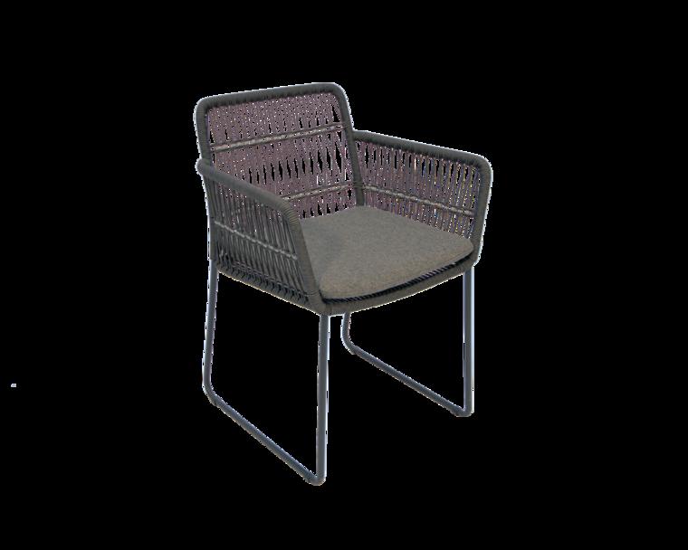 Filo armchair