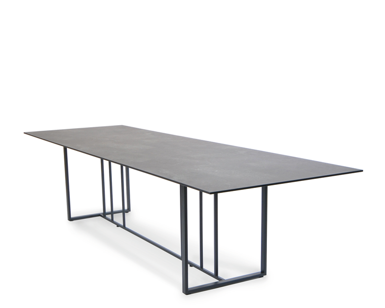 Suite table, frame stainless steel