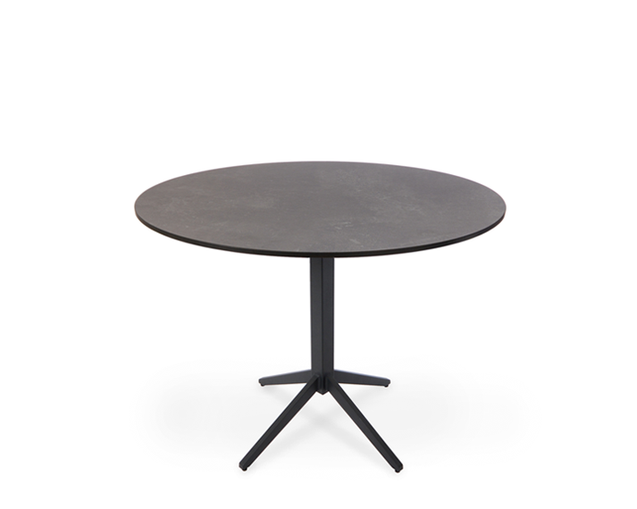 Altantic bistro table, frame aluminium powder coated anthracite