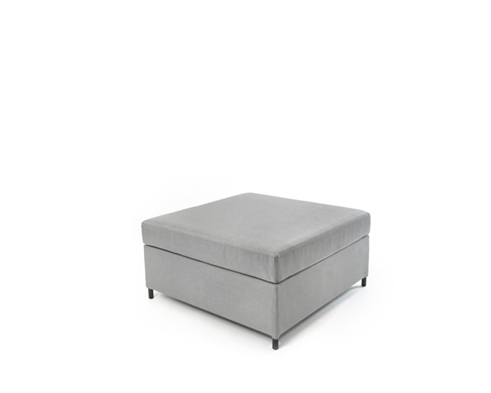 Rio lounge footrest