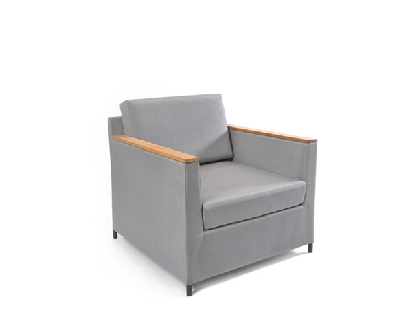 Rio lounge chair, incl. seat and back cushions