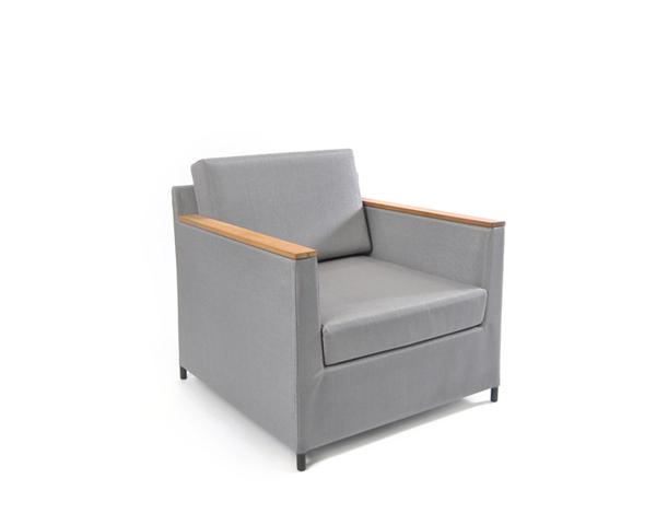 Rio Lounge Sessel, inkl. Sitz- und Rückenpolster