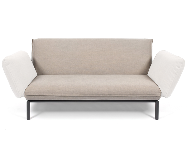 Luna Lounge element with 2 armrests low