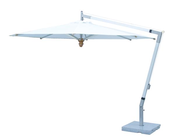 Woodline Freiarmschirm Pendulum, Aluminium