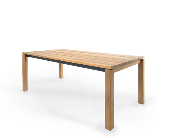 June table with indented frame