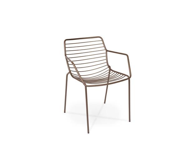 Claris armchair