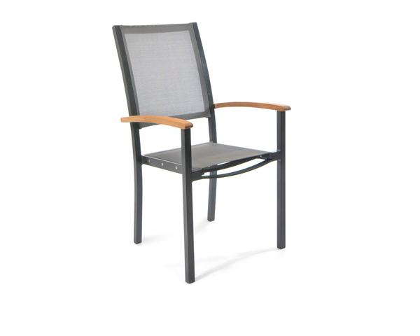 Forum high back armchair