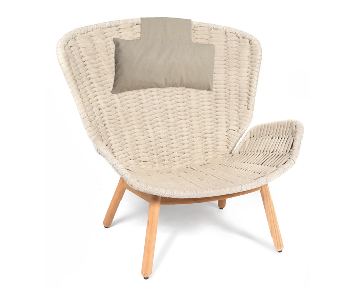 Neck cushion Duo Wing Relax chair