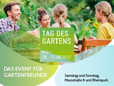 Tag des Gartens 2015
