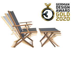 German Design Gold Award 2020