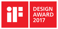 iF Design Award 2017 winner