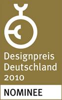 Design Preis Deutschland 2010 Nominee